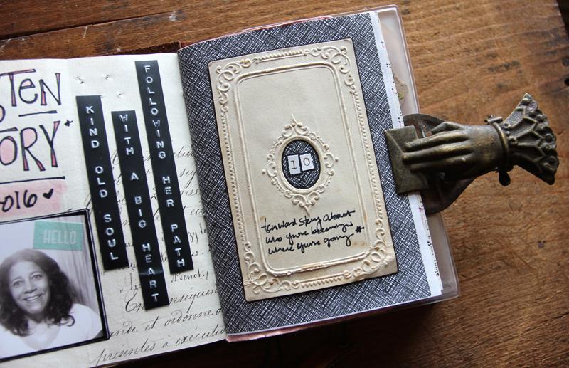 besottment travelers notebook midori