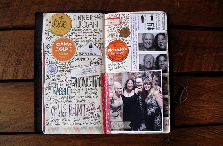 Travelers Notebook