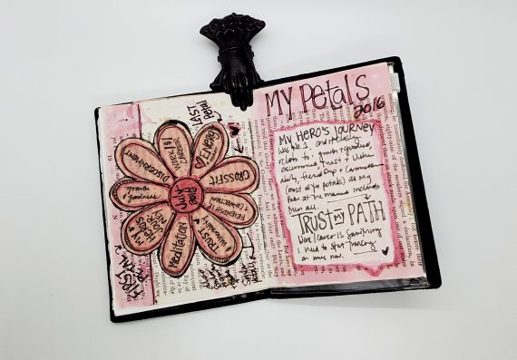 The Soul of Hope Petal Journal Prompt